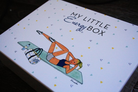 my little energy box