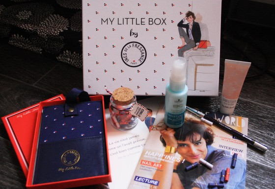 my little box by ines de la fressange