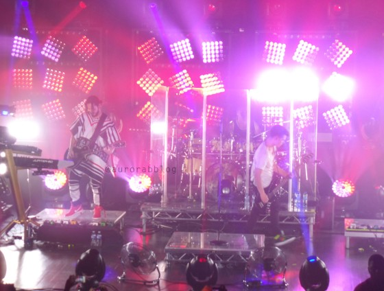 Tokio Hotel Trianon Paris