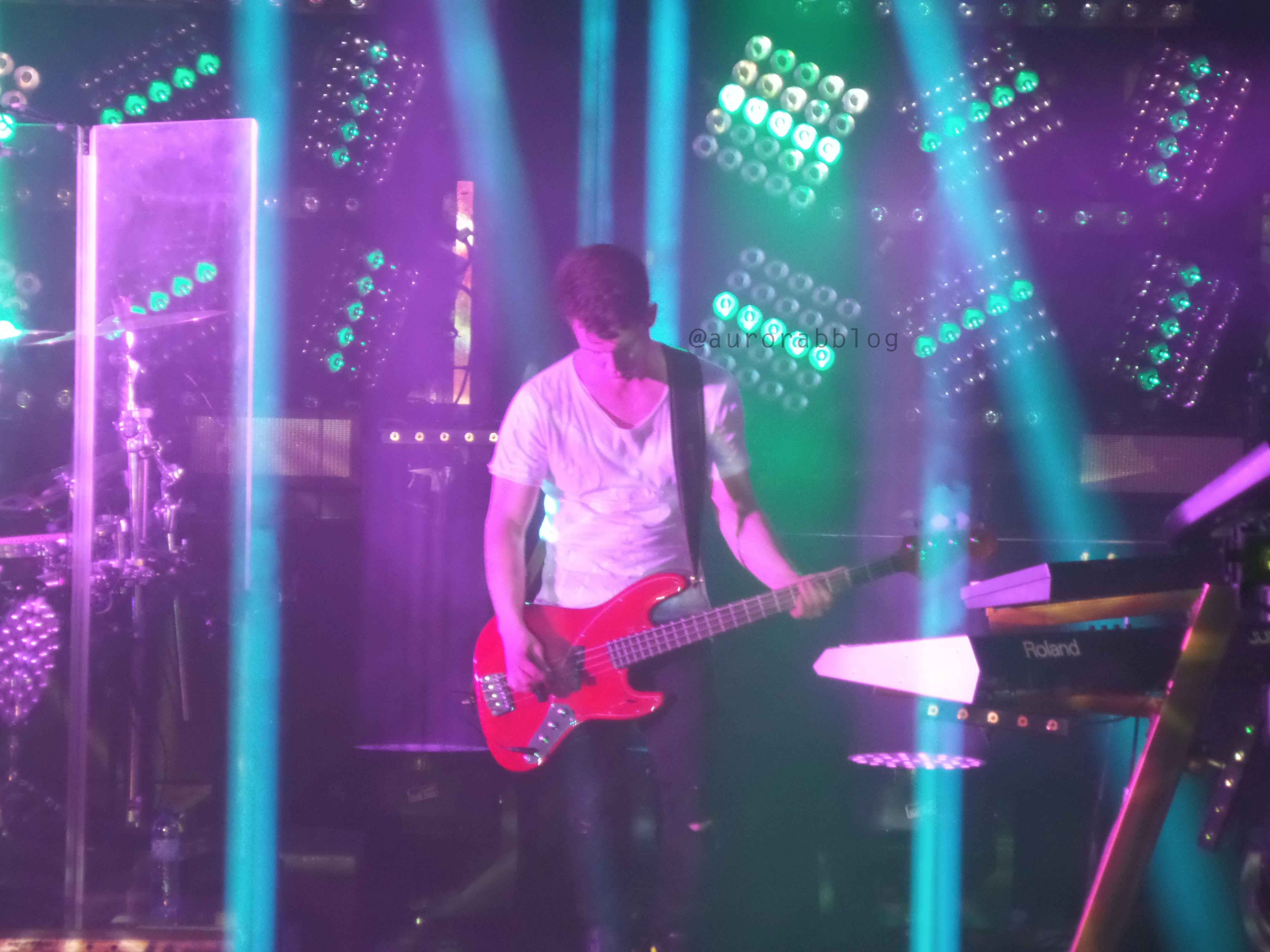 Tokio Hotel Paris Trianon