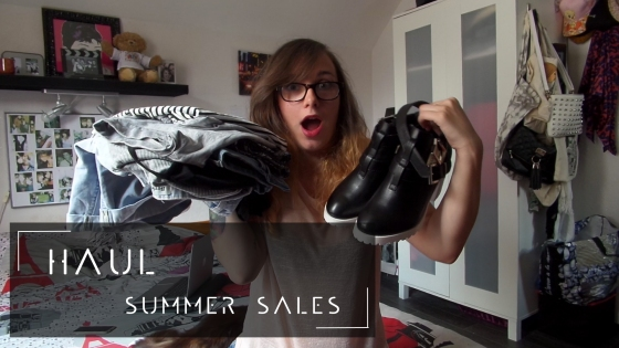 summer sales haul
