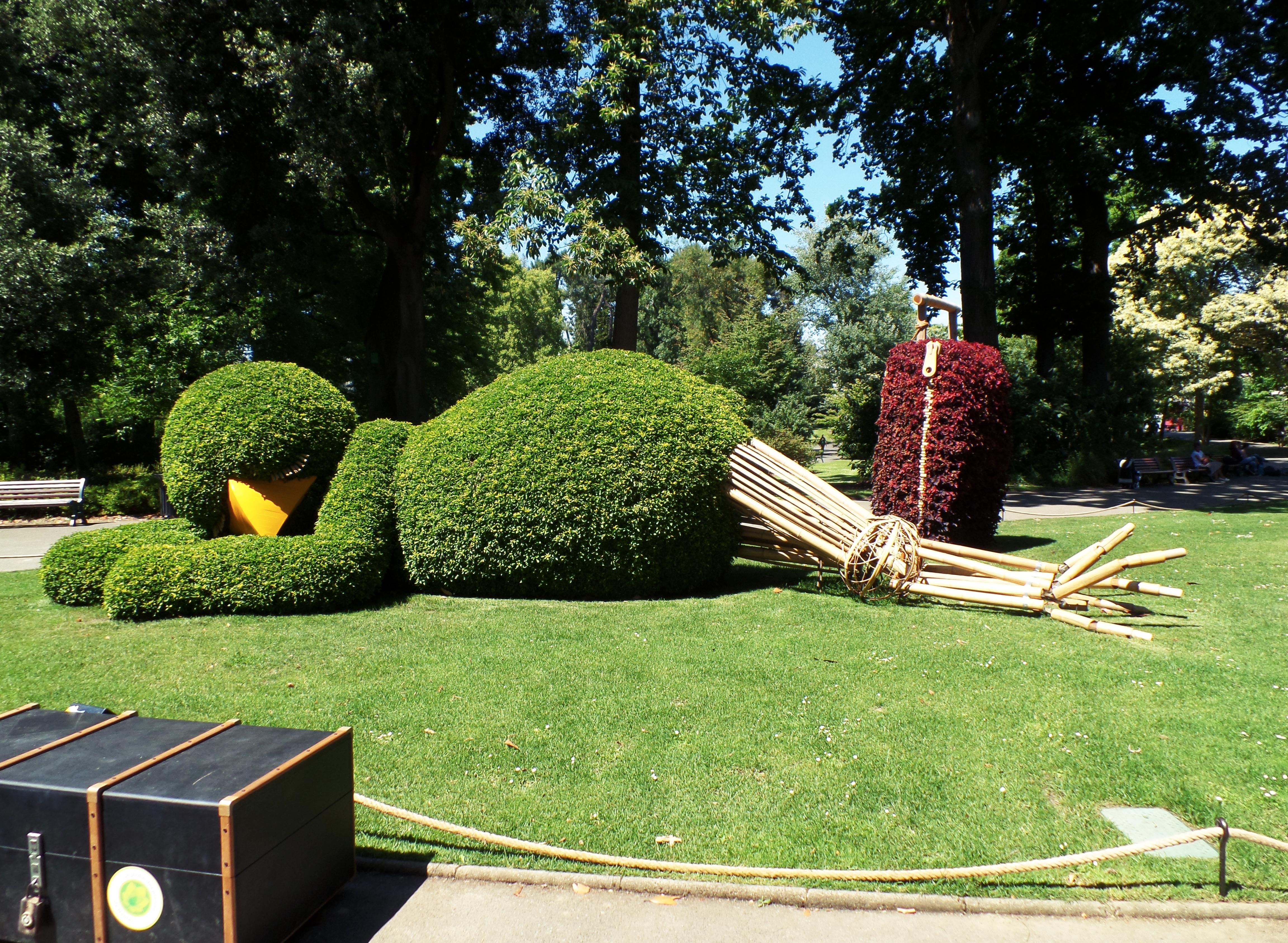 Le jardin des plantes ı Voyage à Nantes #2 |